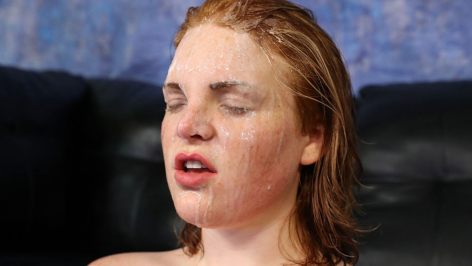 Face Fucking Ginger Rose